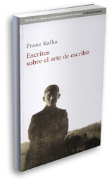 Franz Kafka, escritos sobre el arte de escribir
